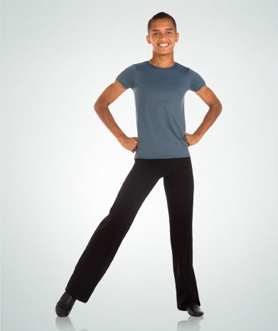 BODYWRAPPERS MENS BLACK PANT by Bodywrappers