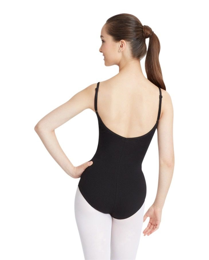 CAPEZIO LADIES CAMISOLE WITH ADJUSTABLE STRAPS by Capezio