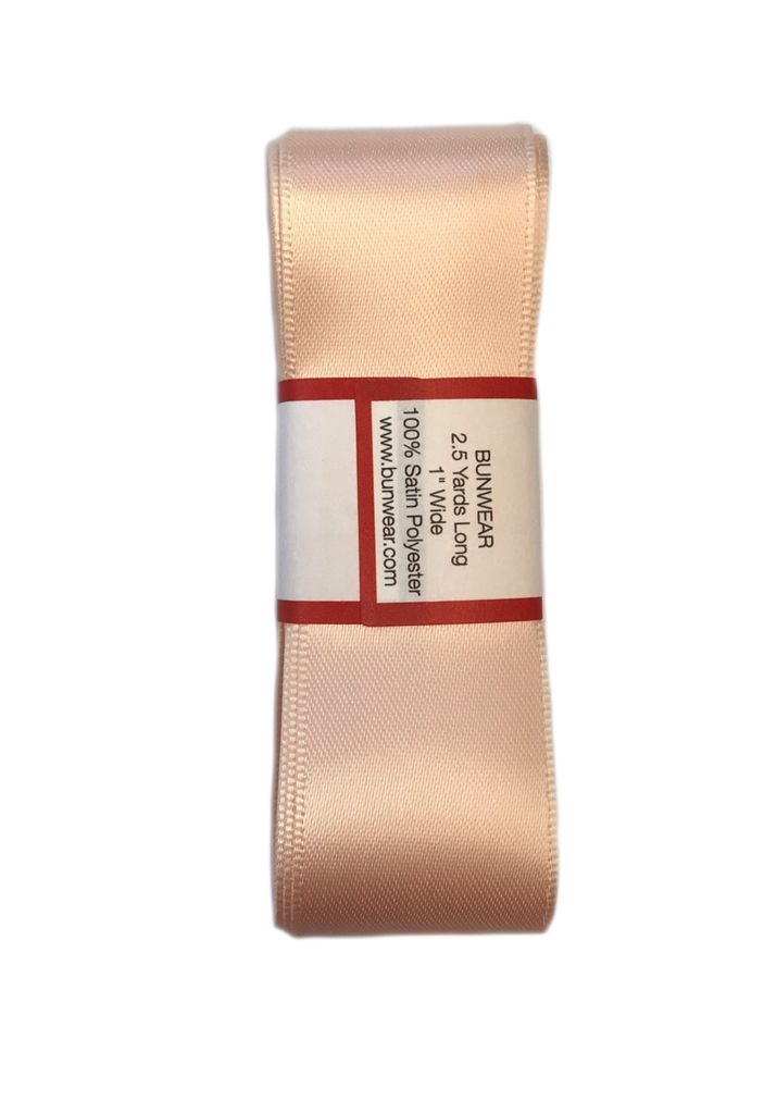 BALLOWEAR LIGHT PINK RIBBON 2.5 YRDS by Ballowear