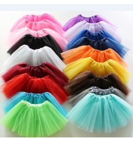 BALLOWEAR Fluffy Kids Ballet Skirt