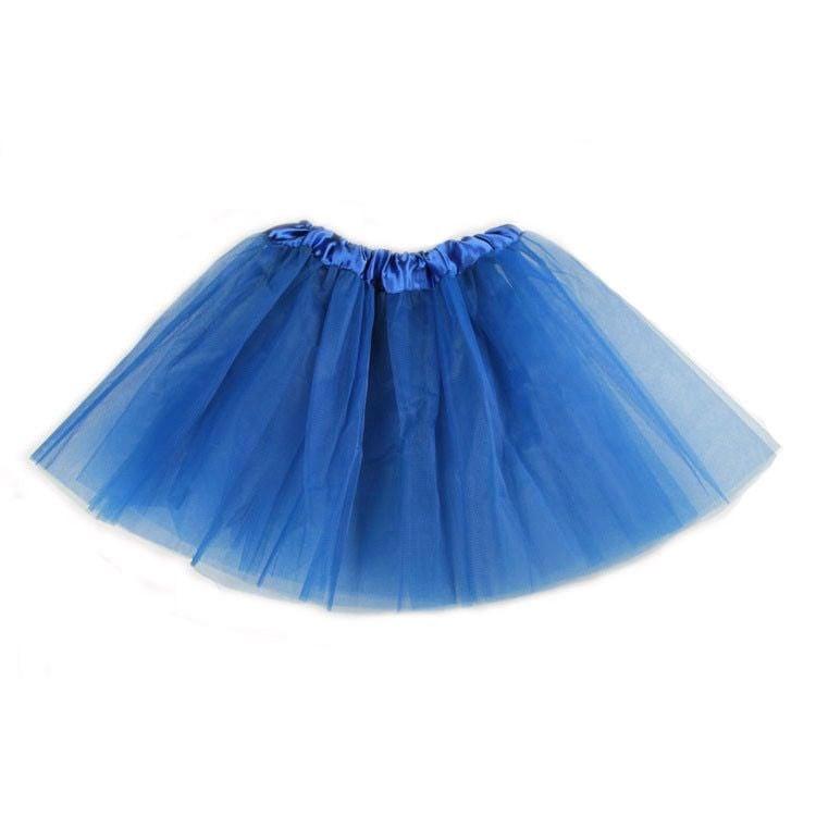 BALLOWEAR Fluffy Kids Ballet Skirt
