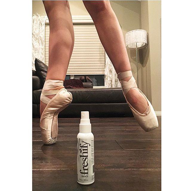 Freshify Freshify - Foot Spritz for Dancers