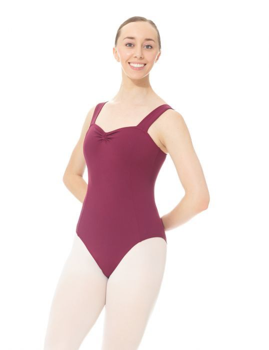 MONDOR WIDE STRAP BODYSUIT by Mondor