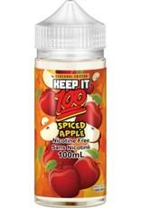 Keep It 100 Liquid Apple Spice