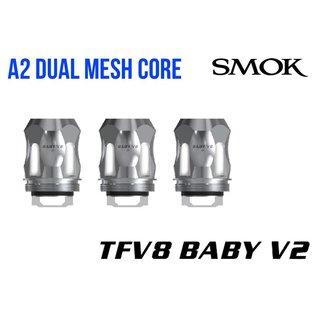 Smok Smok TFV8 Baby V2A2 Dual Mesh 0.2ohm