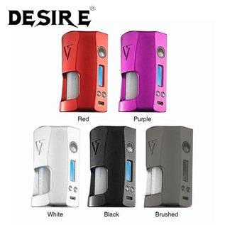 Desire Desire Rage 155W TC Squonk Mod