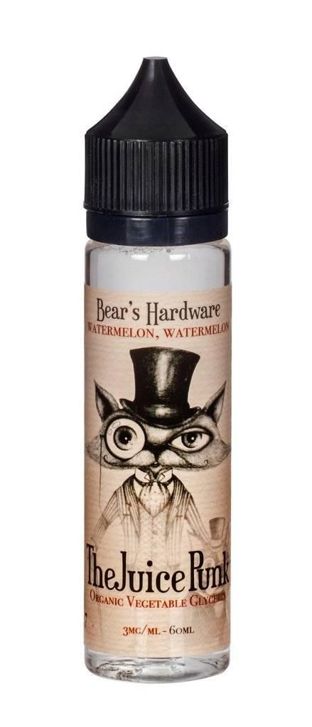 The Juice Punk Bear's Hardware/The Hardware