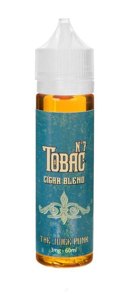 The Juice Punk Tobac No7 Cigar Blend
