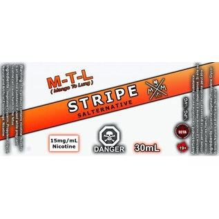 Motiv8 Mixology STRIPE Salternative MTL