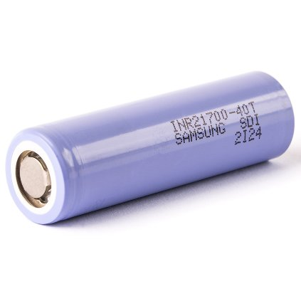 Samsung Samsung 40T 21700 4000 Mah Battery