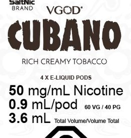 Myle Myle Replacement Pod (Single) Cubano 5.0mg