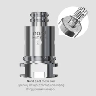 Smok Smok Nord Mesh Coils 0.6 ohm (Individual)