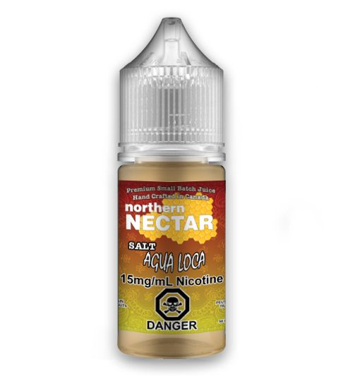northern NECTAR Agua Loca Salt Nic