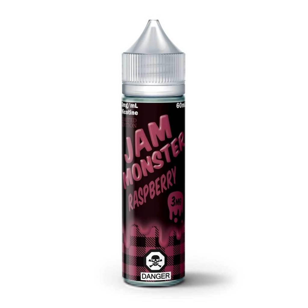 Amped Vape Jam Monster E-Liquid Raspberry