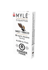 Myle Myle Replacement Pod (Single) Sweet Tobacco 5.0mg