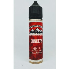 Great Canadian Fog GCF Dunkers **DISCO.**