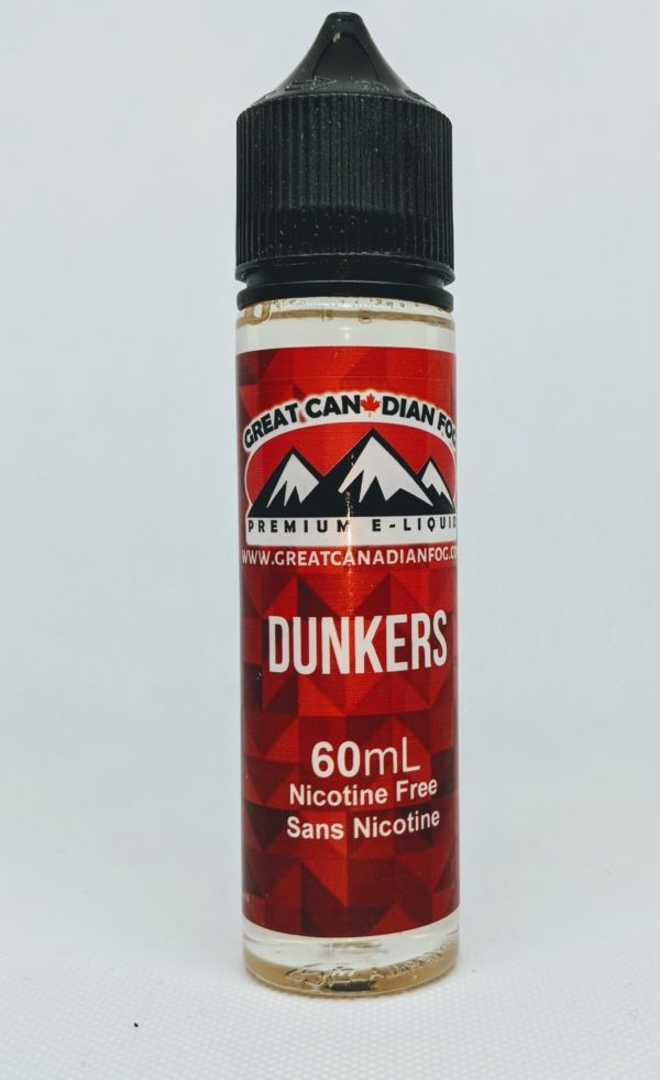 Great Canadian Fog GCF Dunkers