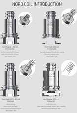 Smok Smok Nord  Coil DC Dual 0.6 ohm (Single)