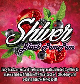 Van Go Shiver Black Pom Pom Salt Nic