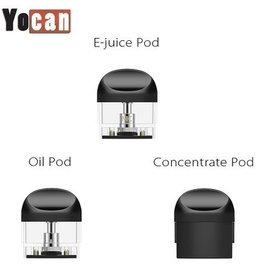 Yo-Can Yocan EVOLVE 2.0 E-liquid Pods
