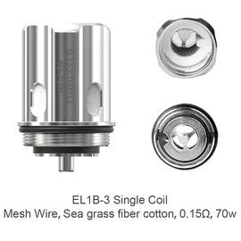 Ehpro EhPro Raptor 0.15 ohm Single  Mesh Coil Replacement