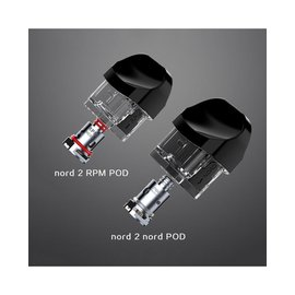 Smok Nord 2 Cartridge (Nord Coil) (Individual)