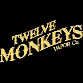 12 Monkeys 12 Monkeys E-liquid 60ml