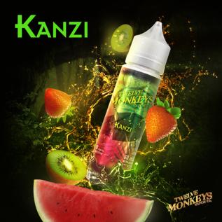 12 Monkeys 12 Monkeys Salt Nic E-liquid Kanzi 30ml