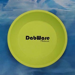 DabWare Platinum Round Silicone Dish