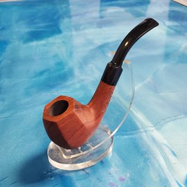 Raw RAW Bubinga Wood Pipe