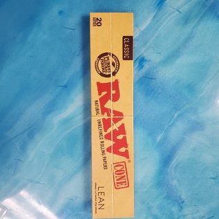 Raw Raw Lean Pre Roll Cones - 20 Pack