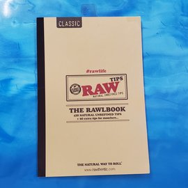 "Raw Raw ""RAWLBOOK"" 480pc TIPS"