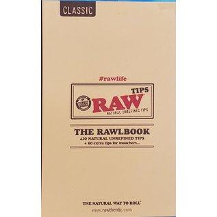 """Raw Raw """"RAWLBOOK"""" 480pc TIPS"""