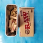 Raw Raw Pre Rolled TIPS 100Pk Tin