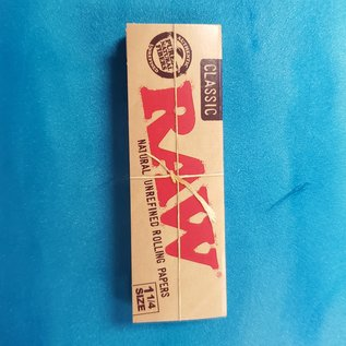 Raw Raw Classic 1 1/4 Papers 50 Pk