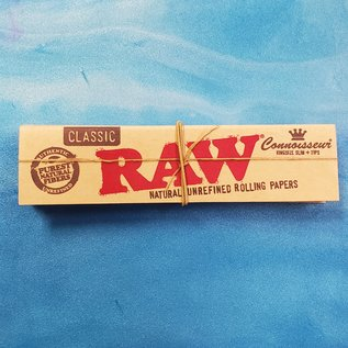 Raw Raw Classic Connoisseur Pack - King Size Slim Papers w/ Tips