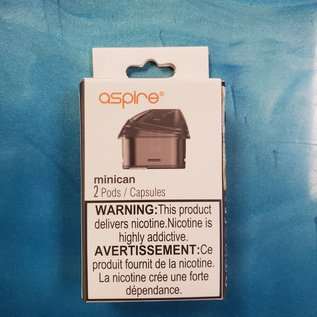 Aspire Aspire Minican Replacement Pod 2 Pack