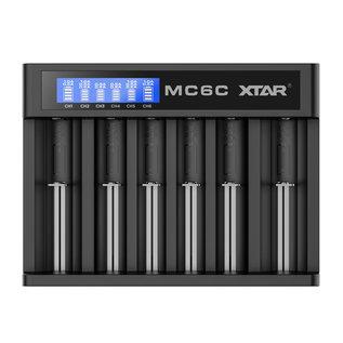 Xtar Xtar MC6 Six Bay Charger