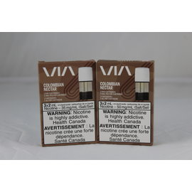 STLTH STLTH 3/pk PODS Columbian Nectar By VIA