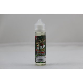 12 Monkeys 12 Monkeys E-liquid Hakuna 60ml