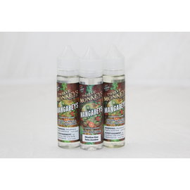12 Monkeys 12 Monkeys E-liquid Mangabeys 60ml