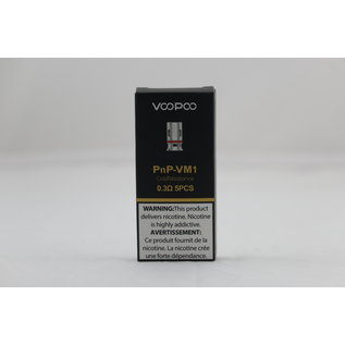 VooPoo VooPoo PnP VM1 Mesh coil 0.3ohmVooPoo PnP VM1 Mesh coil 0.3ohm (Individual)