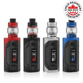 Smok Rigel 230W Starter Kit With TFV9 Tank [CRC Version]