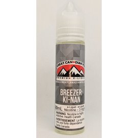 Great Canadian Fog GCF Breezer - Ki-Nan 60ml