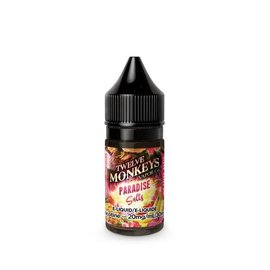 12 Monkeys 12 Monkeys Salt Nic Paradise 30ml