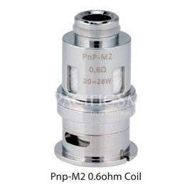 VooPoo Voopoo Pnp M2 0.6ohm Coils (Fits Vinci/Drag Baby Tank)(Individual)