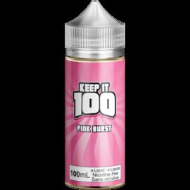 Keep It 100 Liquid Ki100 Pink Burst