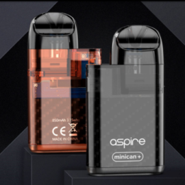 Aspire Aspire Minican+ Open Pod Kit