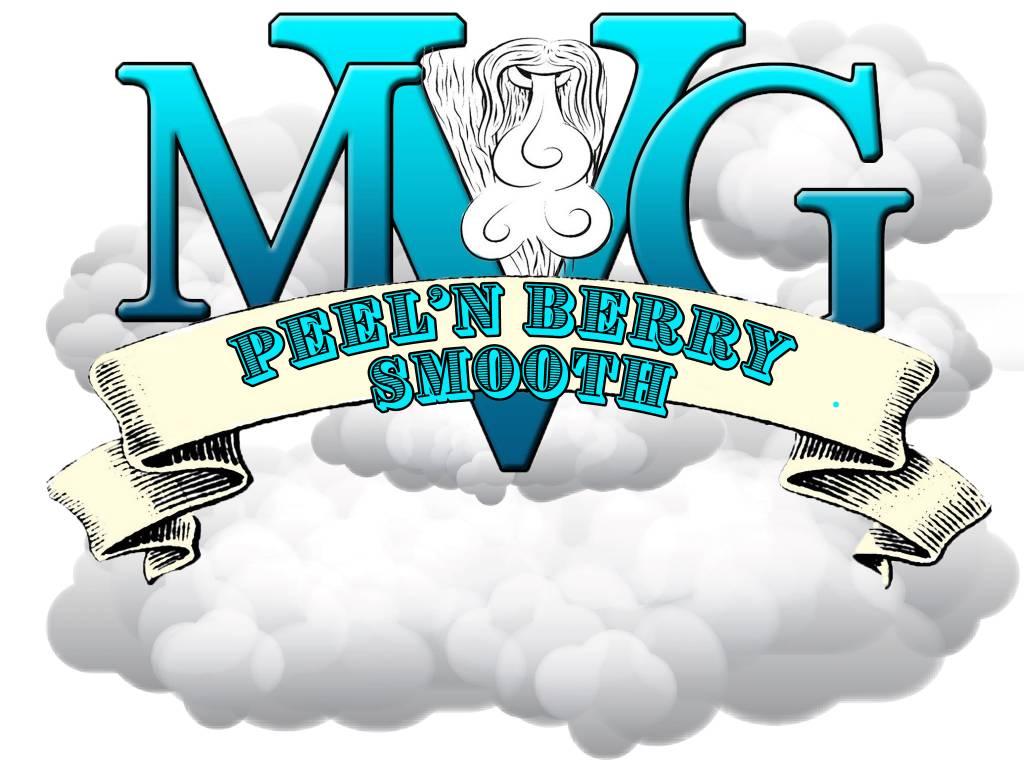 MVG JUICE Peel'n Berry Smooth 30ml 60%VG/40%PG 3mg