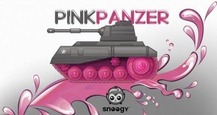 Snoogy Pink Panzer